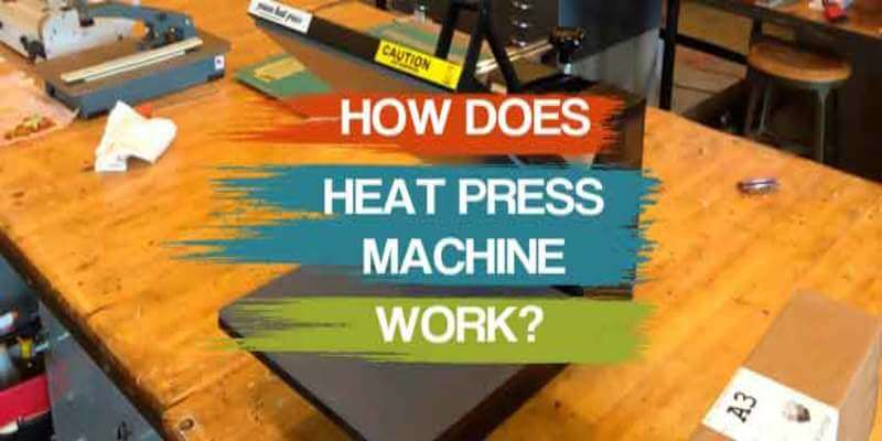 What is a Heat Press Machine and How does It Work